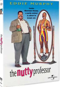 The Nutty Professor (1996) - (DVD)