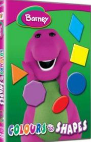 Barney - Colours and Shapes (DVD)