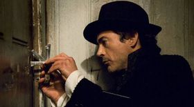 Sherlock Holmes (2009) (DVD)