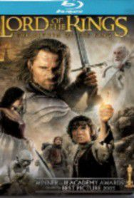 Lord of the Rings: The Return of the King (Blu-ray)