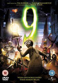 9 (2009) - (Import DVD)