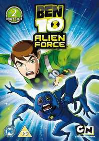 Ben 10 - Alien Force: Volume 2 - Max Out (DVD)