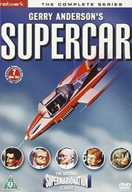 Supercar - The Complete Series - (Import DVD)