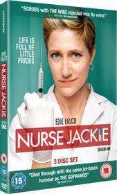 Nurse Jackie - Season 1 - (Import DVD)