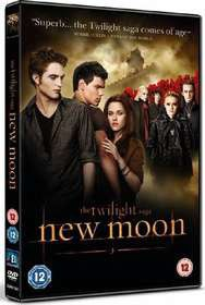 The Twilight Saga: New Moon (Single Disc) (DVD)