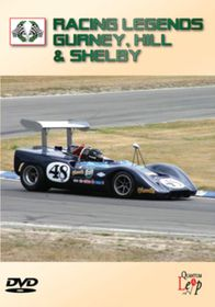 Racing Legends - Gurney, Hill and Shelby - (Import DVD)