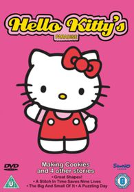 Hello Kitty's Paradise Making Cookies And 4 Other Stories - (Import DVD)