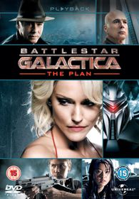 Battlestar Galactica: The Plan - (Import DVD)