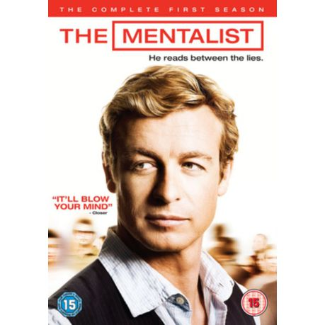 Mentalist: The Complete First Season(DVD)