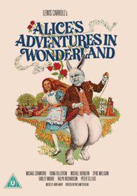 Alice's Adventures in Wonderland - (Import DVD)