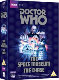 Doctor Who: Space Museum / The Chase - (Import DVD)