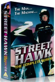 Street Hawk: The Complete Series - (parallel import)