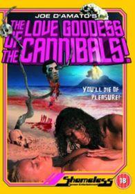 Love Goddess of the Cannibals - (Australian Import DVD)