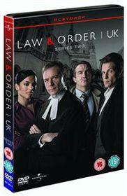 Law & Order Uk Series 2 (Import DVD)