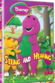 Barney Seeing and Hearing (DVD)
