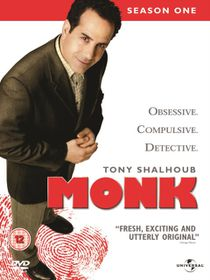 Monk-Series 1 Box Set (4 Discs) - (Import DVD)