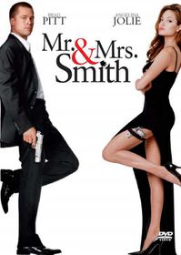 Mr. and Mrs. Smith (DVD)