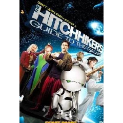 The Hitchhiker's Guide To The Galaxy (2005) (DVD)