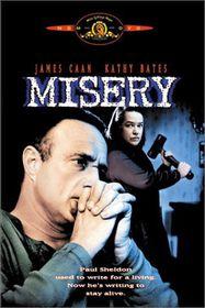 Misery (1990) - (DVD)