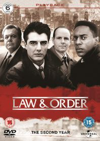 Law & Order - Series 2 - (Import DVD)