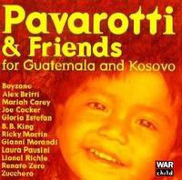 Luciano Pavarotti - Pavarotti & Friends 6 - For Guatemala & Kosovo (CD)
