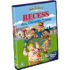 Recess: All Growed Down (DVD)