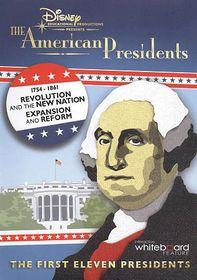 American Presidents:Revolution and Th - (Region 1 Import DVD)