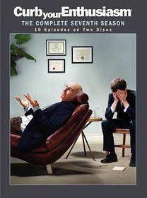 Curb Your Enthusiasm:Ssn7 - (Region 1 Import DVD)