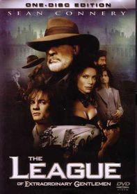 The League of Extraordinary Gentlemen  - (DVD)