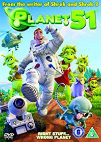 Planet 51 (DVD)