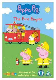 Peppa Pig: The Fire Engine and other stories (DVD)