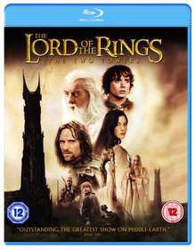 The Lord Of The Rings: The Two Towers (Parallel Import - Blu-ray)