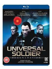 Universal Soldier 3 (Blu-ray)