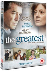 The Greatest - (Import DVD)