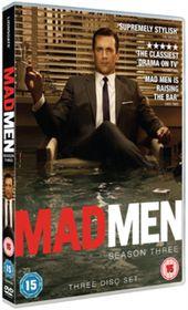 Mad Men - Season 3 - (Import DVD)