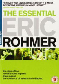 Essential Eric Rohmer - (Import DVD)