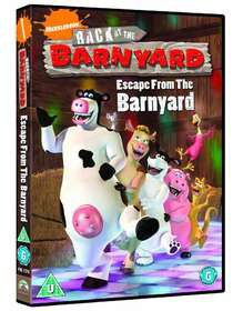 Back At The Barnyard - Escape From (DVD)