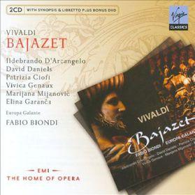 Bajazet - Various Artists (CD)