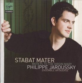 Jaroussky Philippe - Stabat Mater & Motets (CD)