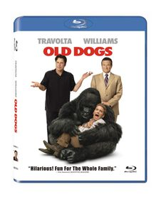 Old Dogs (Blu-ray)