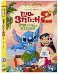 Lilo and Stitch 2: Stitch Has a Glitch (DVD)