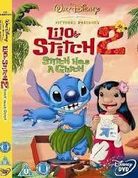 Lilo and Stitch 2: Stitch Has a Glitch (DVD)