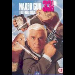 Naked Gun 33 1/3 - (DVD)