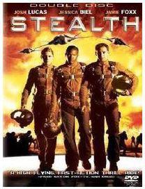 Stealth (Single Disc) (DVD)