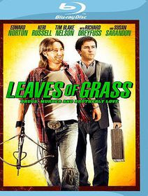 Leaves of Grass - (Region A Import Blu-ray Disc)