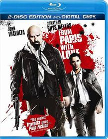 From Paris with Love - (Region A Import Blu-ray Disc)