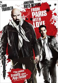 From Paris with Love - (Region 1 Import DVD)