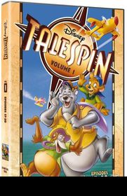 Talespin Volume 1 Disc 5 (DVD)