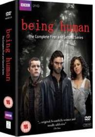 Being Human - Series 1-2 - (Import DVD)