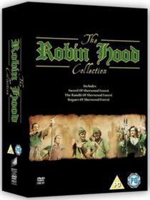 Robin Hood Collection - (Import DVD)